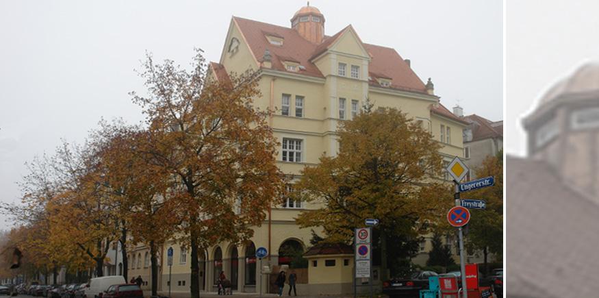 Fassadensanierung_München